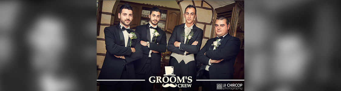 Groom Photography In Malta Captures Their Emotions More Than Their Clothes