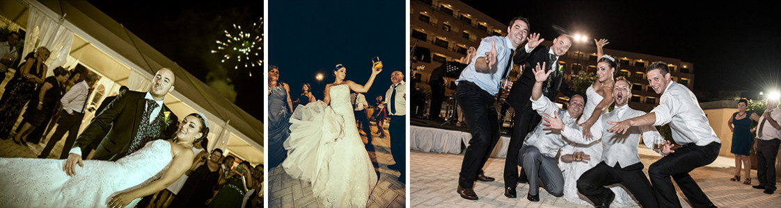 Capturing Welcoming Gestures at your Wedding Reception